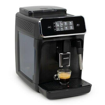 New Philips Super-Automatic Espresso Machine Milk