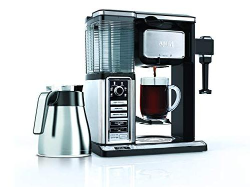 Ninja Programmable Maker with 6 Brew 5 Brew Removable Carafe