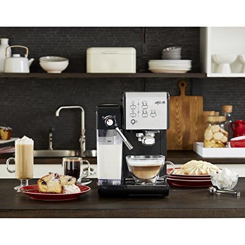 Mr. Coffee One-Touch Espresso and Machine