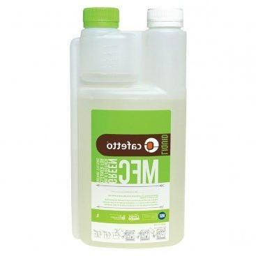 organic green milk frother cleaner