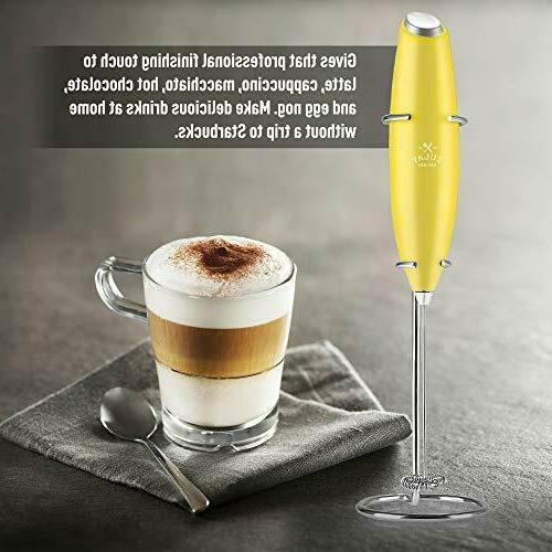 Zulay Handheld for Lattes - Mixer f