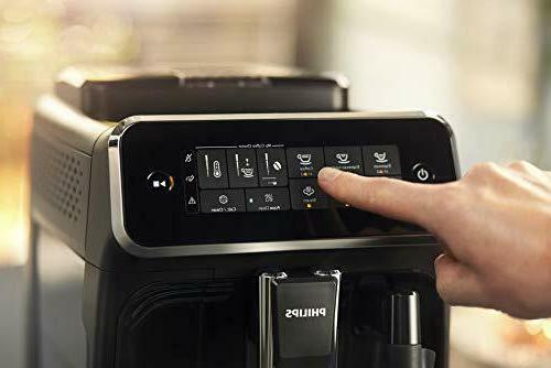 Philips Series Automatic Espresso Machine Milk