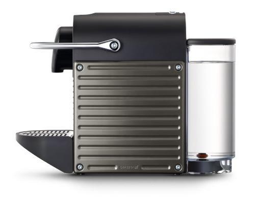 Nespresso Espresso Maker With Frother, Titan