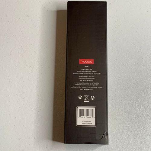 Bodum Schiuma Battery Handheld Milk Frother Inches