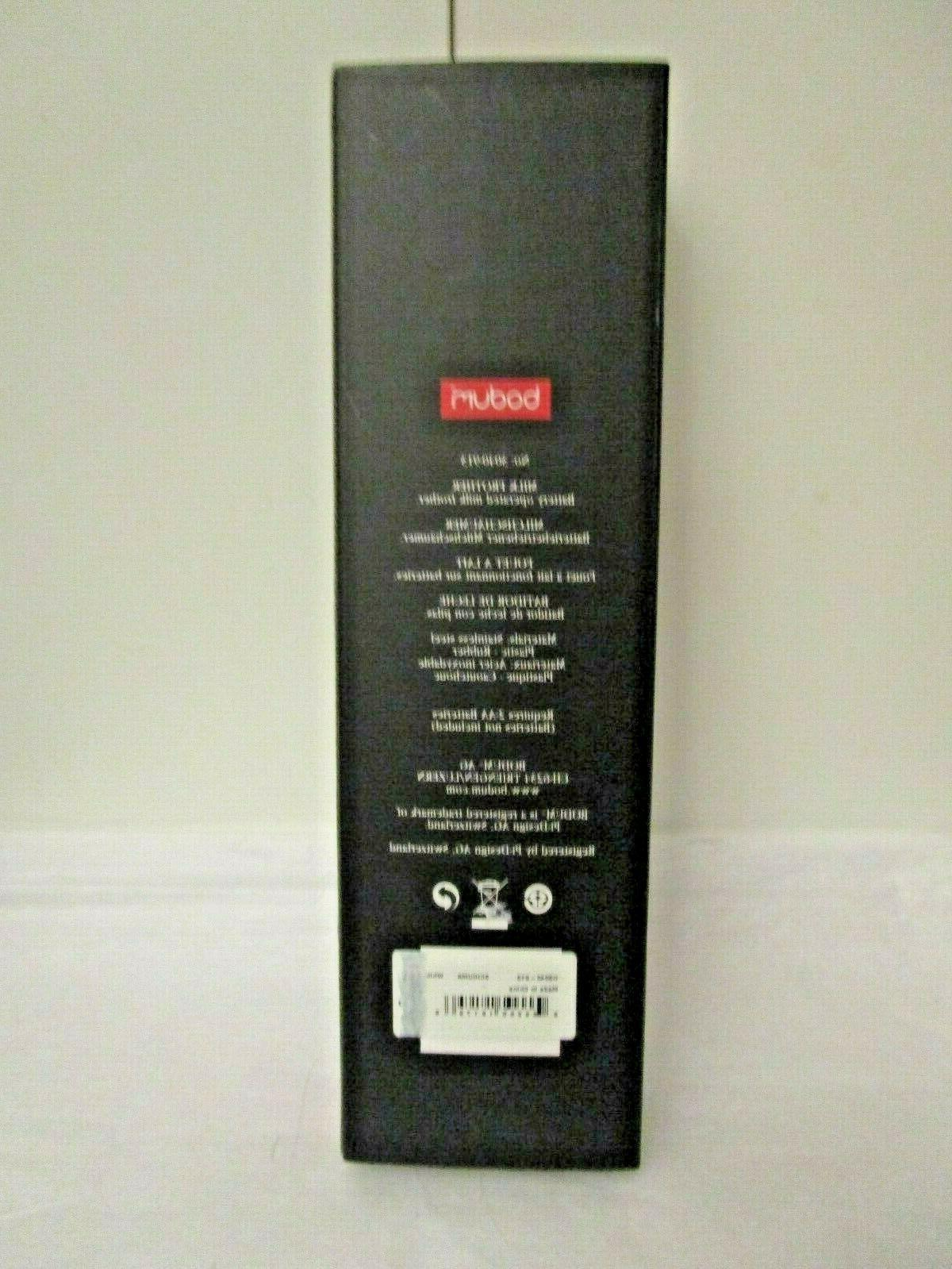 Bodum Milk Battery Operated D3040 Red Green White Black