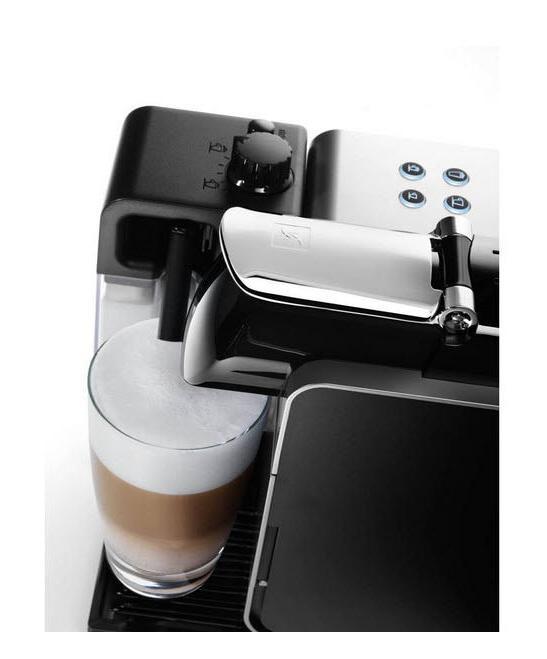 Silver DeLonghi Plus Capsule Espresso