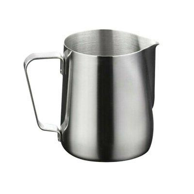 Frother Milk Frothing Jug Cup Latte