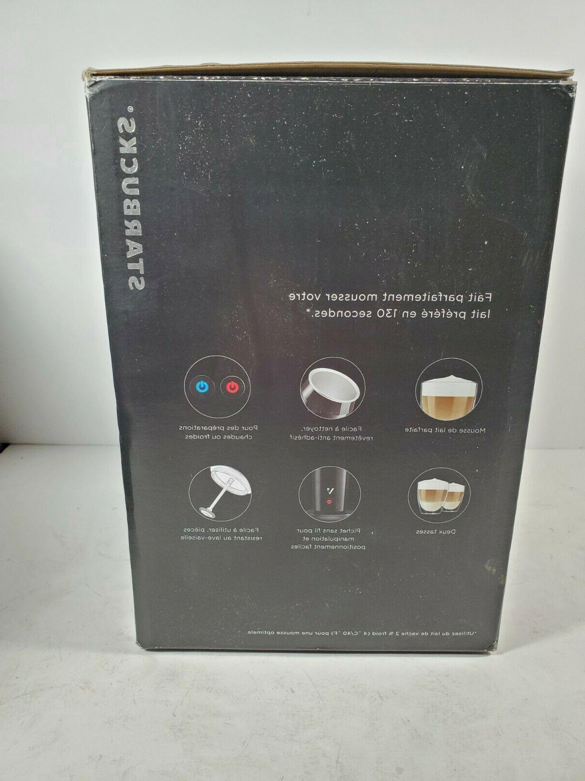 Starbucks Frother Foamer