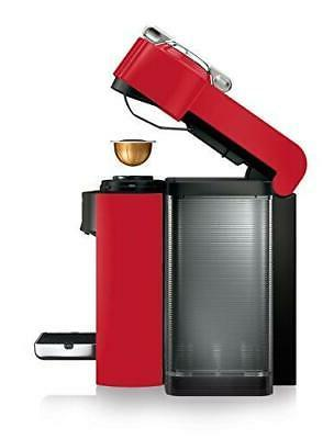 Nespresso Vertuo Coffee and Espresso Machine Aeroccino De'Longhi,