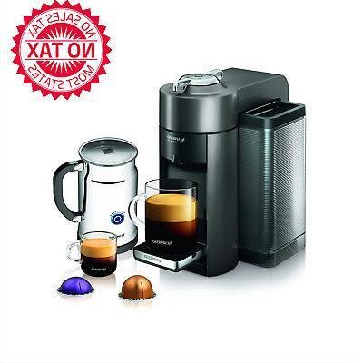 vertuoline evoluo deluxe coffee and espresso maker
