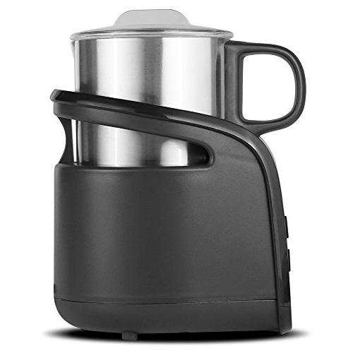 Frother. Programs. Cappuccinos, Iced Cappuccinos and Non-Stick, Safe Milk Jug. Magnetic Convection Technology