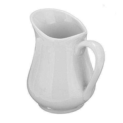 vintage mini ceramic milk jug