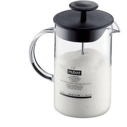 Bodum LATTEO Milk Frother, 0.25 L, 8 Ounce, Dishwasher Safe