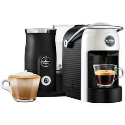 Lavazza Modo Mio 18000230 White Jolie Plus Coffee Machine &