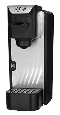 Hot Coffee Maker Brewing System Black New