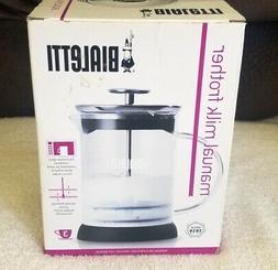 Bialetti Manual Frother Pot