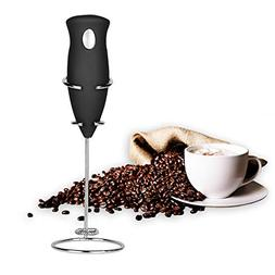Milk Frother,Coffee Frother Set,Handheld Battery Operated El