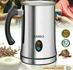 Chinya Milk Frother Automatic Milk Steamer New Foam Density