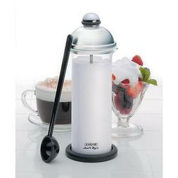 Milk Frother Coffee Foamer Latte Cappuchino Steamer Scooper