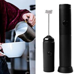 Milk Frother Electric Egg Beater Mixer Foamer Whisk for Coff