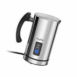 VAVA Milk Frother Electric Liquid Heater with Hot Milk Funct