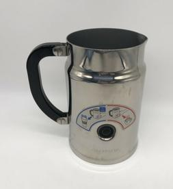 milk frother model 3192 stainless steel pitcher