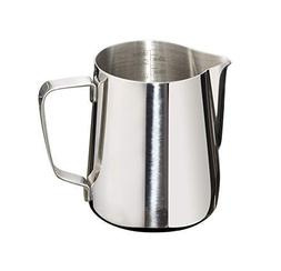 Joytata Milk Frothing Pitcher 20oz Stainless Steel Cup with