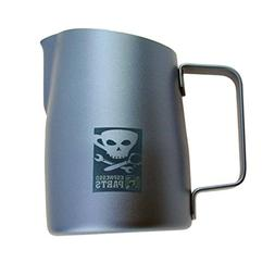 kesoto Milk Frothing Pitchers, Stainless Steel Pouring Jug,