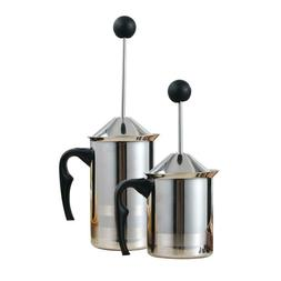 Mini Manual Stainless Steel Whisk Mixer Coffee Milk Frother