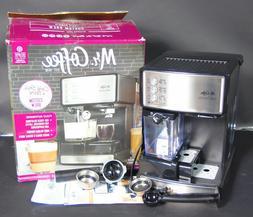 Mr. Coffee Café Barista Espresso and Cappuccino Maker  BVMC