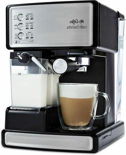 Mr. Coffee Cafe' Barista Espresso and Cappuccino Maker - Bla