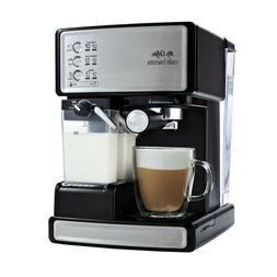 Mr Coffee Cafe Barista Espresso Maker with Automatic Milk Fr