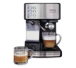 Mr. Coffee Cafe Barista Espresso Maker Machine, Coffee, Capp