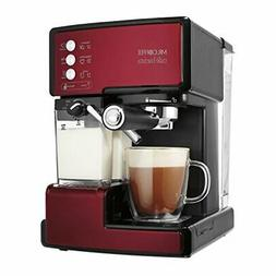 Mr. Coffee cafe varistor espresso maker with Automatic milk