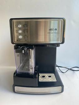 Mr. Coffee Espresso and Cappuccino Latte Maker   Café Baris