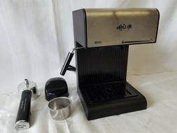 Mr. Coffee Steam Espresso Cappuccino Maker Frother Coffee Ca