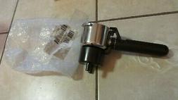 KRUPS MS-0907819 Black Filter Holder And Adapter New Cafe Pr