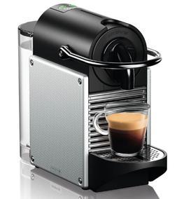 Nespresso by De'Longhi EN125S Original Espresso Machine Pixi
