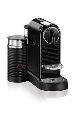 Nespresso CitiZ & Milk Espresso Machine by De'Longhi, Black