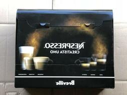 Breville Nespresso Creatista Uno Espresso Machine BLACK BNE5