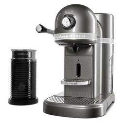 Nespresso Espresso Maker by KitchenAid with Milk Frother