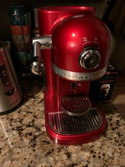 KitchenAid Nespresso Espresso Maker by KitchenAid with Milk