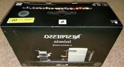 Breville Nespresso Inissia Titan Bundle Espresso Machine
