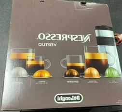 Nespresso Vertuo Evoluo Coffee and Espresso Machine by De'Lo