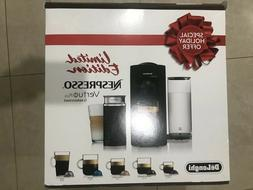 Nespresso VertuoPlus Coffee and Espresso Maker Bundle with A