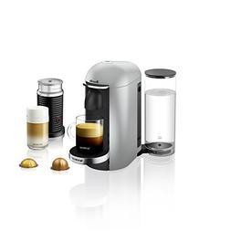 Nespresso VertuoPlus Deluxe Coffee and Espresso Machine Bund