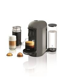 Breville Nespresso VertuoPlus Gray Bundle