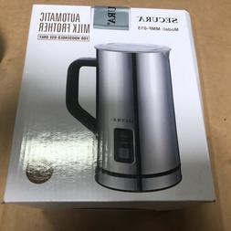 New Secura Automatic Electric Milk Frother and Warmer 250ml