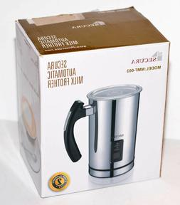 NEW Secura Automatic Electric Milk Frother And Warmer  FREE