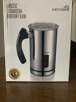 New Secura Automatic Electric Milk Frother and Warmer  MMF-0